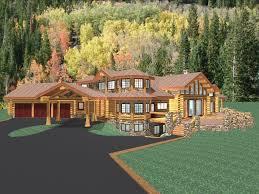 luxury log home floor plans camden 4937 sq ft log home kit log cabin kit mountain ridge