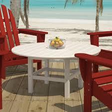 Polywood Furniture Dealers Polywood Classic Bimini Recycled Plastic Adirondack Rocking Chair