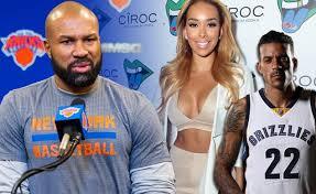 Basketball Wives Matt Barnes Spill Tha Tea Nba Scandal Matt Barnes Fight Ex Lakers Teammate