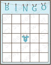 baby shower bingo sweetly sweet boy baby shower bingo