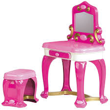 Girls Vanity Table And Stool Furniture Beautiful Little Girls Vanity Set Will Perfect For
