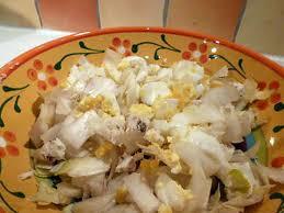 cuisine rapide soir recette de salade du soir version hiver
