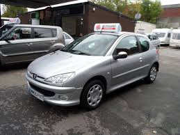 used peugeot 206 used 2005 peugeot 206 s zest 3 3dr for sale in hyde cheshire 1