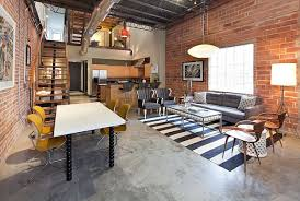 loft home decor gorgeous loft design ideas in industrial style