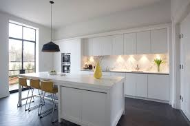 contemporary georgian kitchen newcastle design interiors