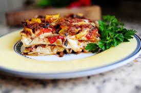 vegetable lasagna the pioneer woman
