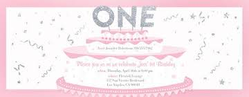 free birthday milestone invitations evite com baby s first birthday invitation party ideas evite