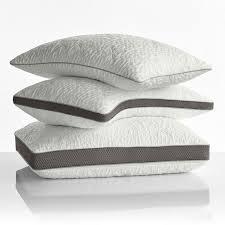 Hotel Comfort Memory Foam Pillow Pillows Pregnancy Body Wedge Memory Foam U0026 Down Alternatives