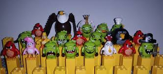 angry birds minifigure price guide