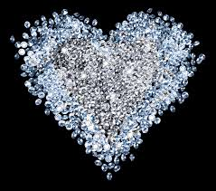 just in time for valentine u0027s day a giant heart shaped diamond