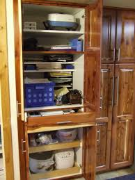 Kitchen Cabinet Organizer Ideas Custom Red Cedar Kitchen Remodel Before And After Richins