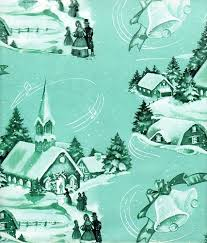 deco wrapping paper 132 best vintage wrapping paper images on christmas