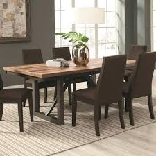 value city kitchen tables value city kitchen sets coaster contemporary glass dining table