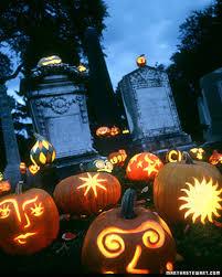 stained glass pumpkins u0026 video martha stewart
