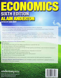 economics sixth edition amazon co uk alain anderton dave gray