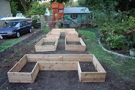 pallet raised garden bed ideas u2013 wood pallet ideas