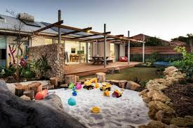 sandpit ideas for small gardens
