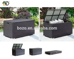 waterproof outdoor cushion storage box waterproof outdoor cushion