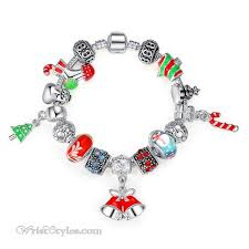 bracelet styles images Christmas charm bracelet wo295359cb wrist styles jpg