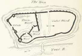 file plan of barnard castle 1897 jpg wikimedia commons