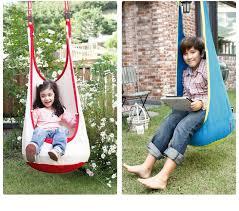 new baby hammock pod swing hanging chair reading nook tent indoor