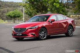 mazda 6 review 2017 mazda6 atenza review video performancedrive