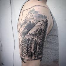 80 best mountain tattoo designs u0026 meanings for all ages