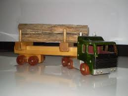 Plans For Wood Toy Trucks by Plans And Patterns For Wooden Trucks
