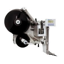 manual label applicator machine 3125 wipe on label applicator label aire