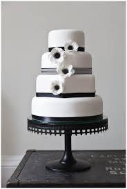 212 best wedding cakes black white images on pinterest cake