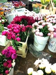 Bridal Bouquet Cost Peonies At The Flower Market Via Bloom New York Peony Flower