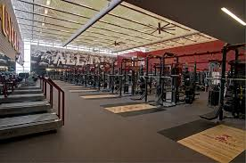 iowa state university football weight room architect magazine
