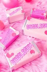 pink gift wrap diy bubblegum gift wrap studio diy