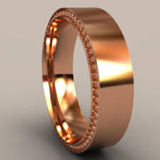 best mens wedding band metal best men s simple gold wedding band products on wanelo