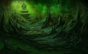 halloween scary background green evil demond horror dark face demons demon gothic evil wallpaper