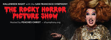 win tickets rocky horror picture show w peaches christ and sf