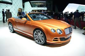 bentley orange 2015 bentley continental gt information and photos zombiedrive