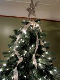 ribbon on tree