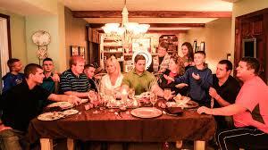 thanksgiving gatherings themontecristos