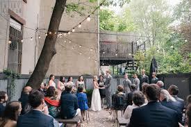 a small intimate wedding lisa and dave u0027s fabulous wedding at ici