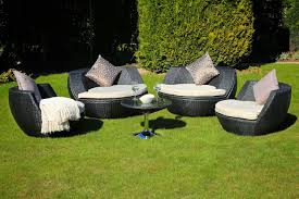 Outdoor Furniture San Antonio San Antonio Rattan Lounge Set Outdoor Living Direct Outdoor Living