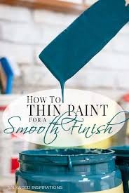how do i get a smooth finish on kitchen cabinets how to thin paint salvaged inspirations