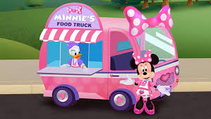 minnie u0027s food truck starring minnie mouse u0026 daisy duck ipad