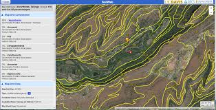 Soil Maps Butte Creek Ecological Preserve Maps Butte Creek Ecological