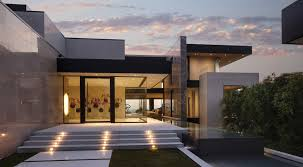 Modern Style Homes Modern Looking Houses With Pool Home Improvement Ideas