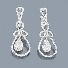 diamond earrings designs itshot offering 71 on its designer white black diamond