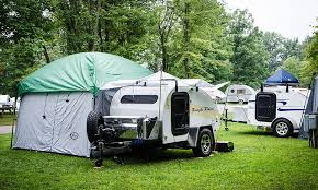 Teardrop Camper With Bathroom Teardrop Trailer Air Conditioner And Heater Climate Right Air