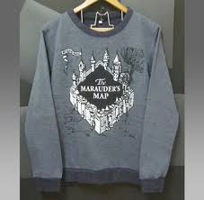 Harry Potter Marauders Map Marauder U0027s Map Shirt Harry Potter Sweater Castle Winter Jumper