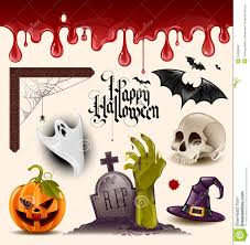 halloween vector icons royalty free stock images image 33483009