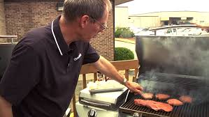 Char Broil Patio Bistro Electric Grill Review by Tru Infrared Technology Explained By Char Broil Engineer Youtube